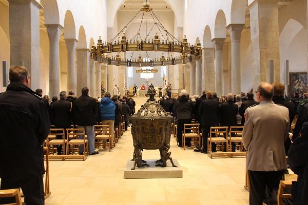 Der Hildesheimer Dom ist Teil des UNESCO-Welterbes. (Foto: KMS / Barbara Dreiling)