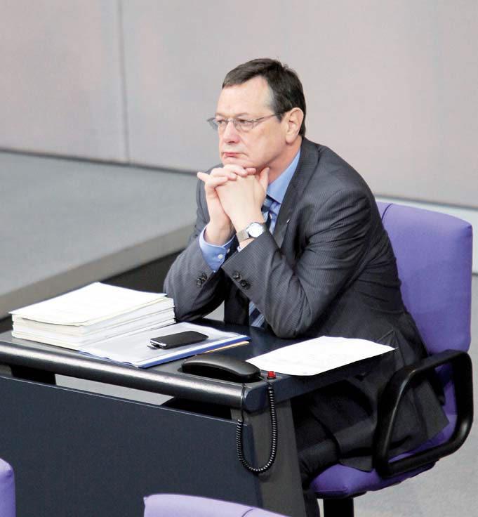 Hellmut Königshaus, Wehrbeauftragter des Deutschen Bundestages