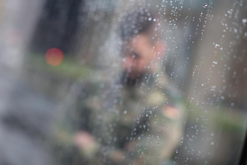 Wer krank ist, fühlt sich oft isoliert. © Bundeswehr / Tom Twardy