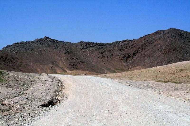 Die Wüste ist ein Symbol für Fasten und Alleinsein. © Bundeswehr / PAO